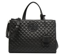 G Lux Status Satchel Handtasche in schwarz