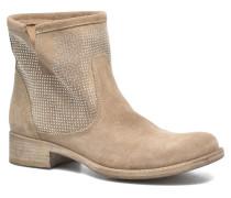 L.5.Ekoli Stiefeletten & Boots in beige