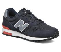 ML565 Sneaker in blau