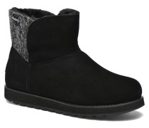 Keepsakes Peekaboo Stiefeletten & Boots in schwarz