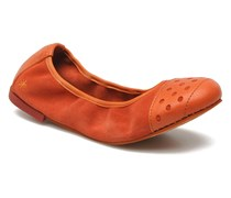CRIOC 120 Ballerinas in orange