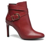 Adjarie Stiefeletten & Boots in rot