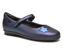 TWS Ballerinas in blau
