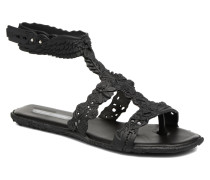 Campana Barroca Sandal Sandalen in schwarz
