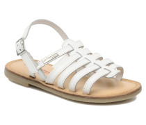 LILOU Sandalen in weiß