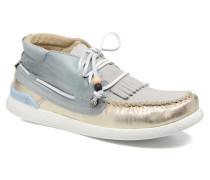 Landom Hi Sneaker in blau