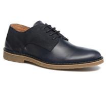 Royce Derby New shoe Schnürschuhe in braun