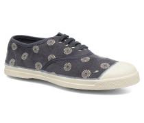 Tennis Corduroy Sneaker in grau