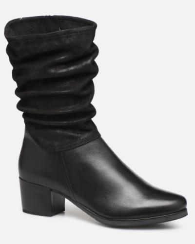 Tess Stiefel in schwarz