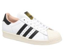Superstar 80S W Sneaker in weiß