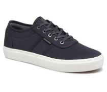 JFW Austin Canvas Sneaker in blau