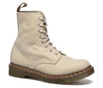 Pascal Stiefeletten & Boots in beige
