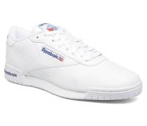 Exofit Lo Clean Logo Int Sneaker in weiß