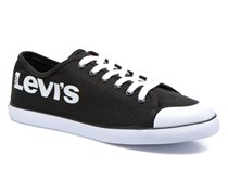 Venice Beach Low Sneaker in schwarz