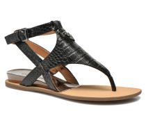 Lacie 2 Sandalen in schwarz