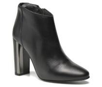 Francesca Stiefeletten & Boots in schwarz