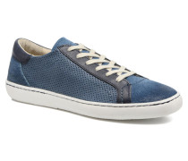 Real Sneaker in blau