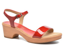 Irita 3 Sandalen in rot