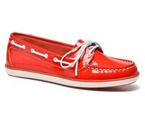 Clamer Schnürschuhe in rot