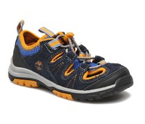 ZIP TRAIL FSHRMN Sneaker in blau