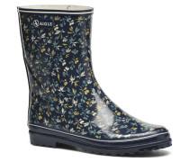 Venise Bottilon Print Stiefeletten & Boots in blau