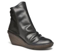 Slou639 Stiefeletten & Boots in schwarz