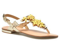 Dollie Sandalen in goldinbronze