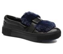 Luxor Kup PomBow Slip On Sneaker in schwarz