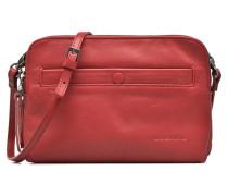 Leslie Porté travers Handtaschen für Taschen in rot