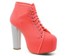 Lita Stiefeletten & Boots in rosa