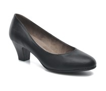 Anis Pumps in schwarz
