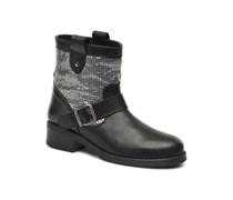 Connie Stiefeletten & Boots in schwarz