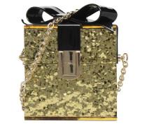 APANTHUGA Handtasche in goldinbronze