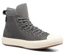 Chuck Taylor WP Boot Nubuck Hi Sneaker in grau