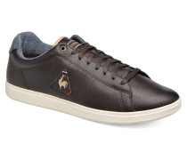 Courtcraft S Lea Sneaker in braun