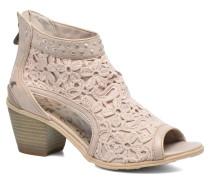 Welle Sandalen in beige