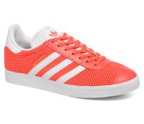 Gazelle W Sneaker in orange
