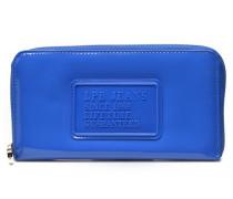 Compagnon Verni Portemonnaies & Clutches für Taschen in blau