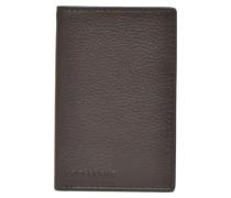 MARIUS Portecartes poche billets Portemonnaies & Clutches für Taschen in braun