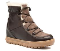 Laponwarm Stiefeletten & Boots in braun