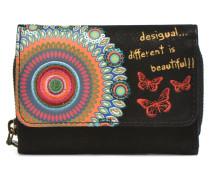 MARIA S CANDY Portefeuille Portemonnaies & Clutches für Taschen in schwarz