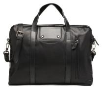 Sac Ordinateur Marius Cuir Laptoptaschen für Taschen in schwarz
