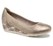 Chelo Ballerinas in goldinbronze
