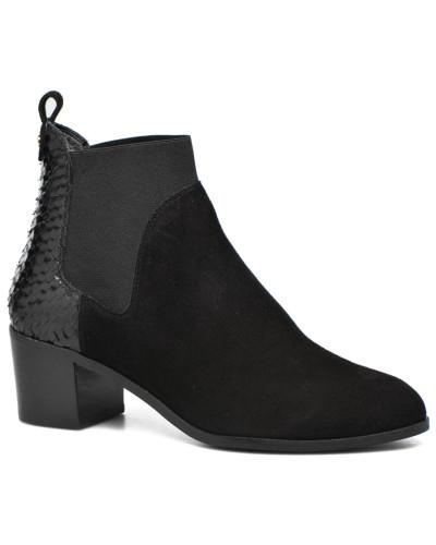 Oprentice Stiefeletten & Boots in schwarz