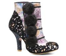 Slumber Party Stiefeletten & Boots in schwarz