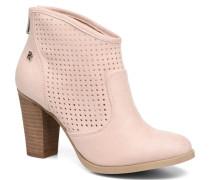 Lono Stiefeletten & Boots in rosa