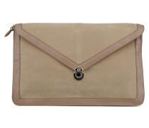 Vintage clutch Mini Bags für Taschen in beige