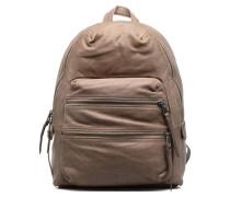 Sakuf7 Rucksäcke für Taschen in braun
