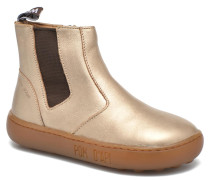 Walk Jodpur Basic Stiefeletten & Boots in goldinbronze