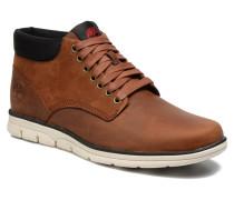 Bradstreet Chukka Leather Sneaker in braun
